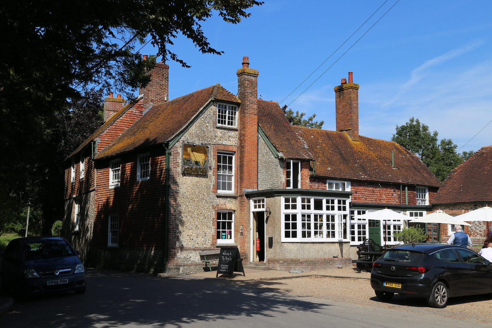 The Ram Inn - Firle