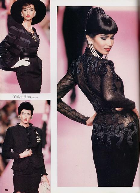 Valentino Haute Couture A/W 1991-2