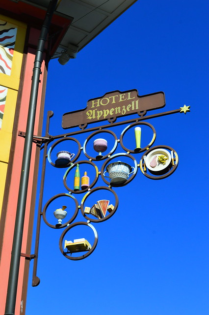 Hotel Appenzell in Appenzell