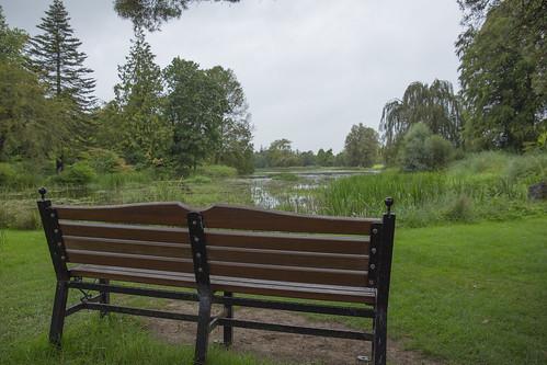 bench seat birr castle demesne science museum leviathon parsons steamturbine gardens hbm