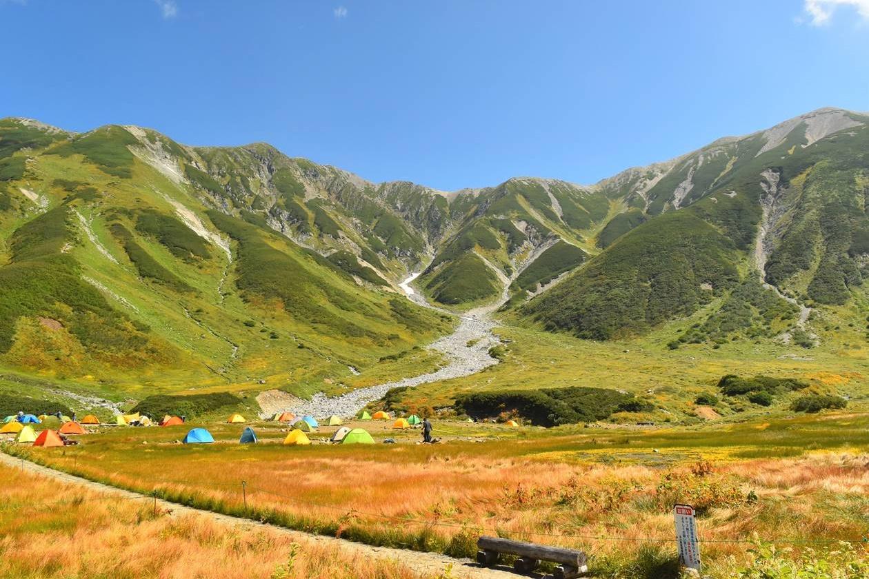 立山(北アルプス、3015m)