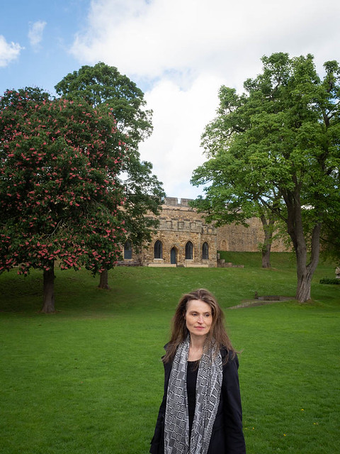 Mariëlle, Lincolnshire 2019: Lady of the castle
