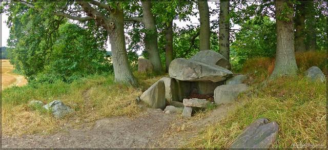 Großsteingrab bei Lancken-Granitz