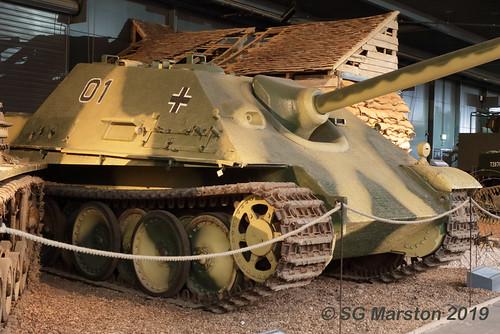 Sd Kfz 173 Jagdpanther (Tank Destroyer)