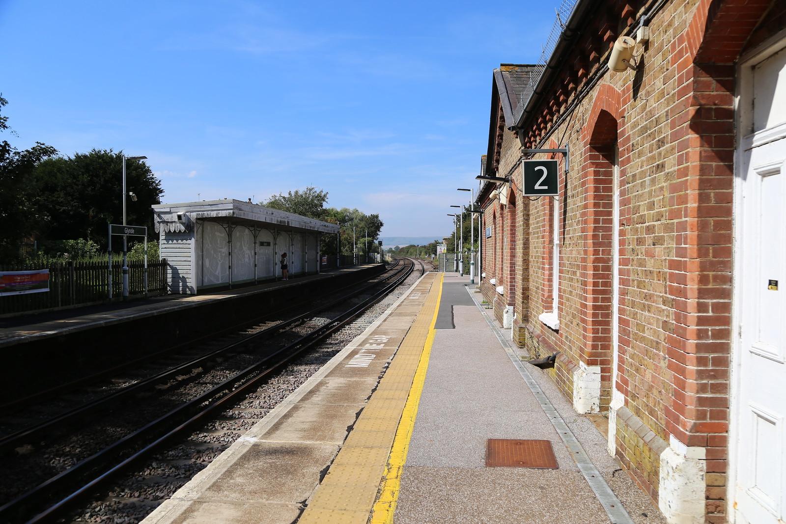 Glynde station