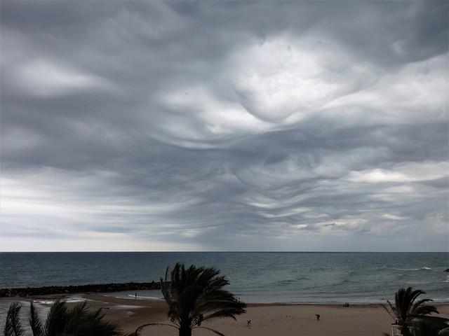 Nubes - Cunit - Tarragona.
