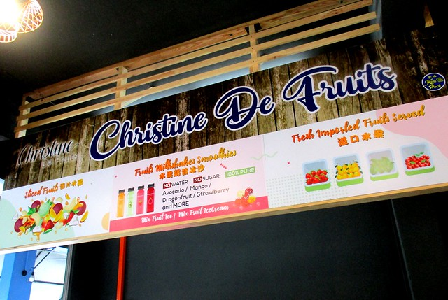 Christine de Fruits