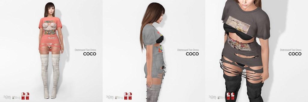 COCO New Release @SOLA FESTA