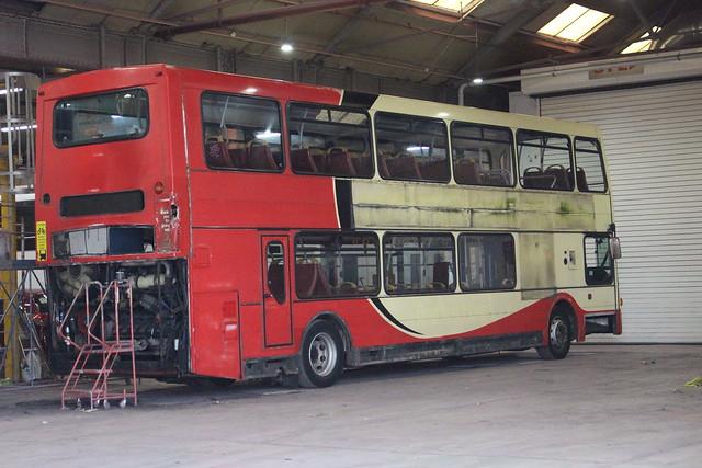 YN56FFE EX; 905 Brighton & Hove