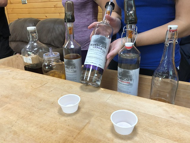 Manncave Distilling