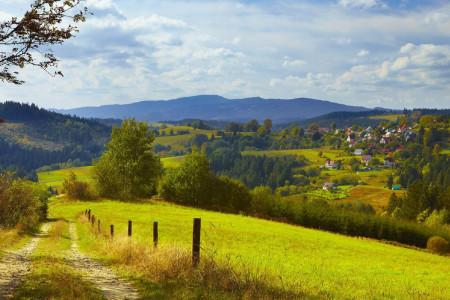 Kam utéct horkému létu: polské Beskydy