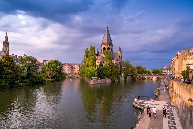 Temple Neuf Metz