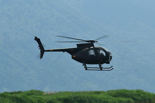JGSDF OH-6J