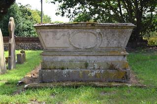 tomb chest 1822