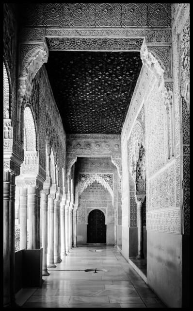 Alhambra, Granada, Andalucía / Альгамбра, Гранада
