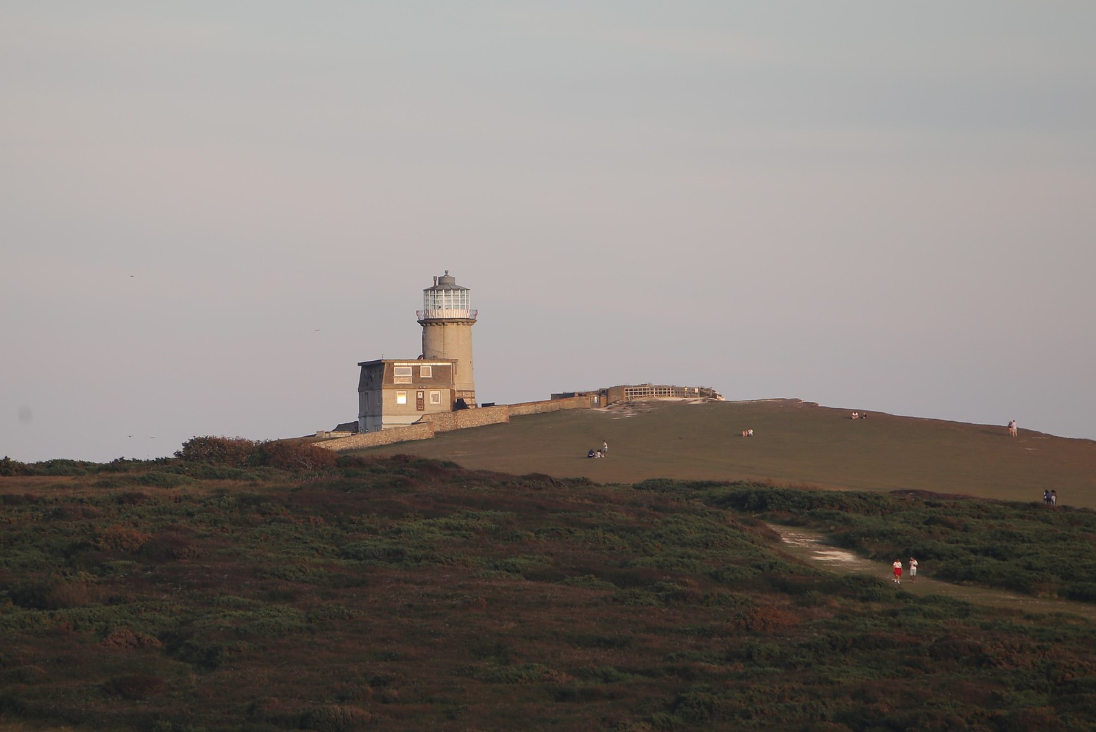 Belle Tout lighthouse - Beachy Head