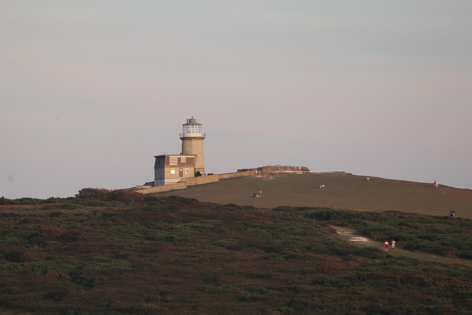 Belle Tout lighthouse - Beachy Head
