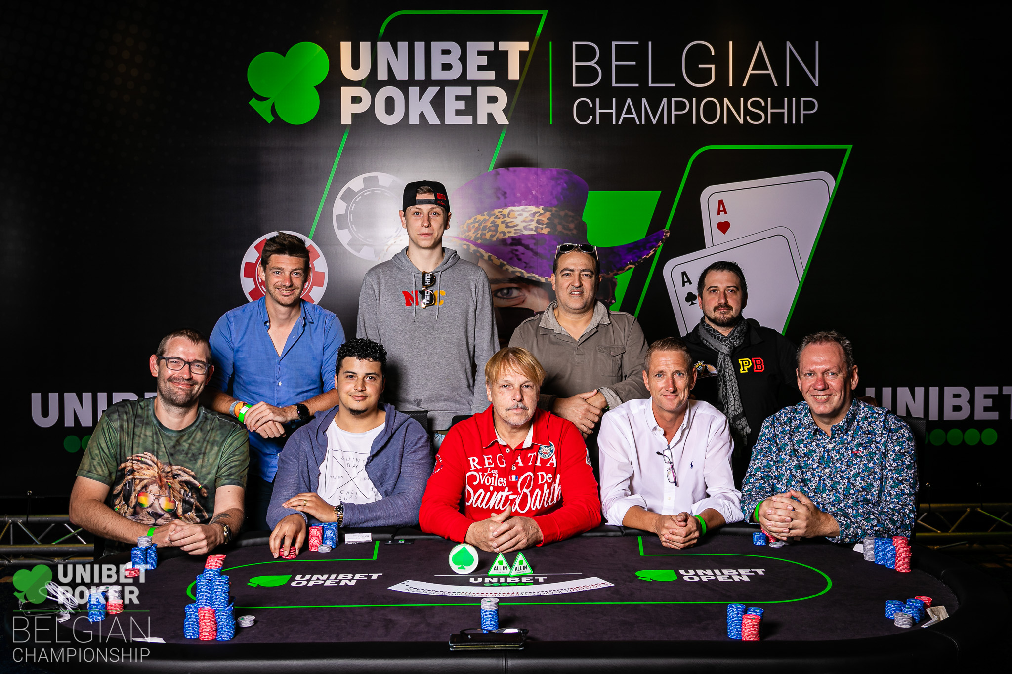 Unibet Poker Belgian Championship 2019 - Main Event (Final Day) 003 ((C) Tambet Kask 2019)