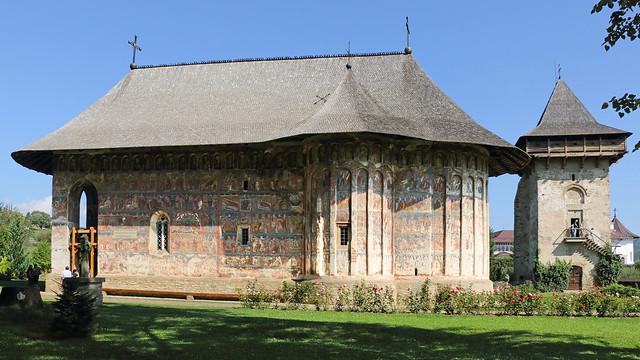 Manastirea HUMORULUI (Manastirea HUMOR, 1530)