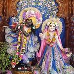 ISKCON New Mayapur Deity Darshan 31 Sep 2019