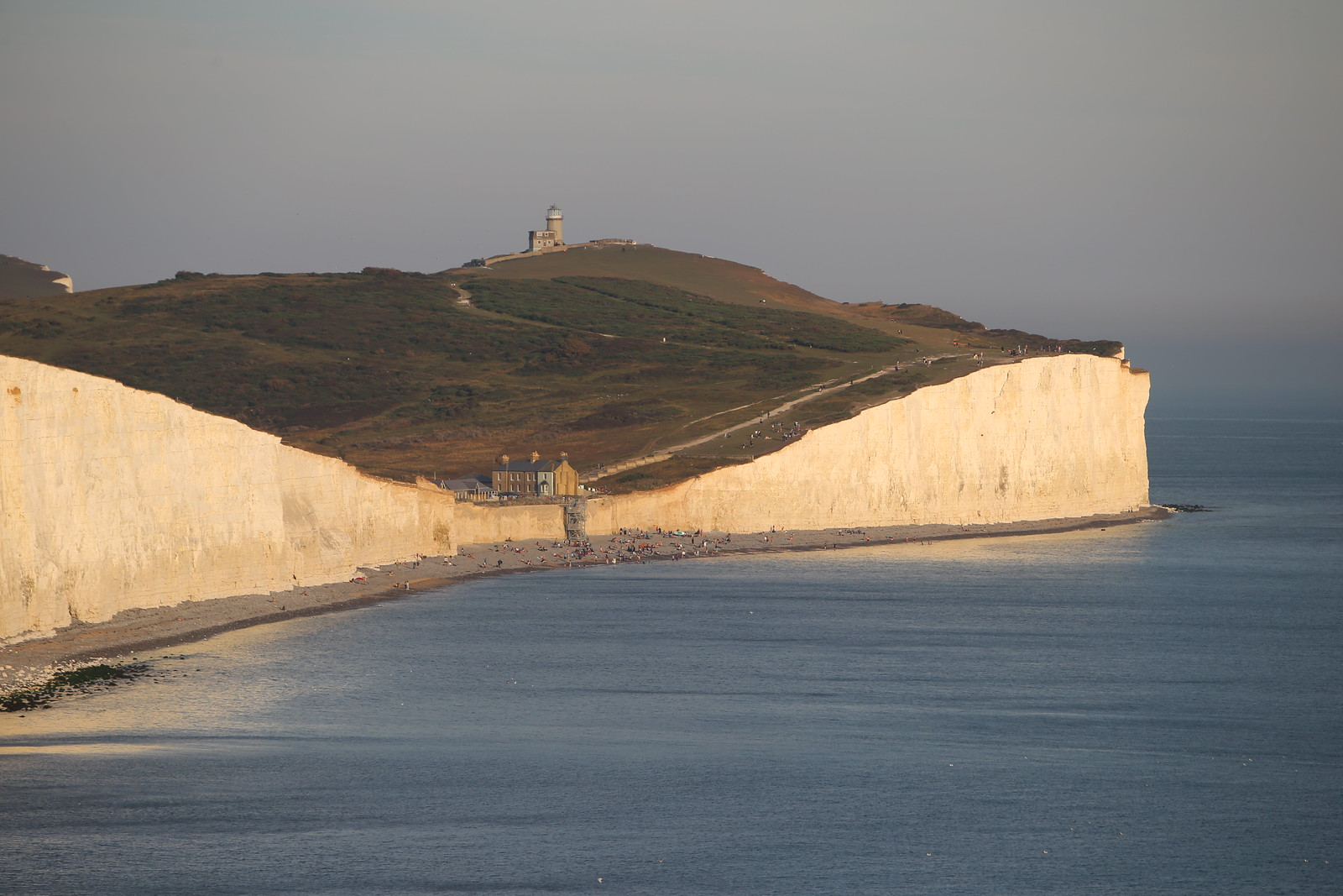 Birling Gap and Belle Tout Lighthouse