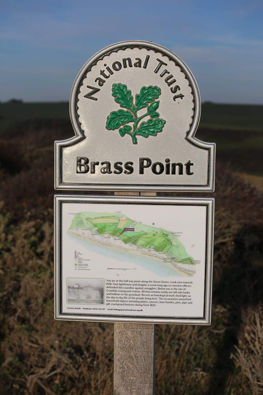 Brass Point