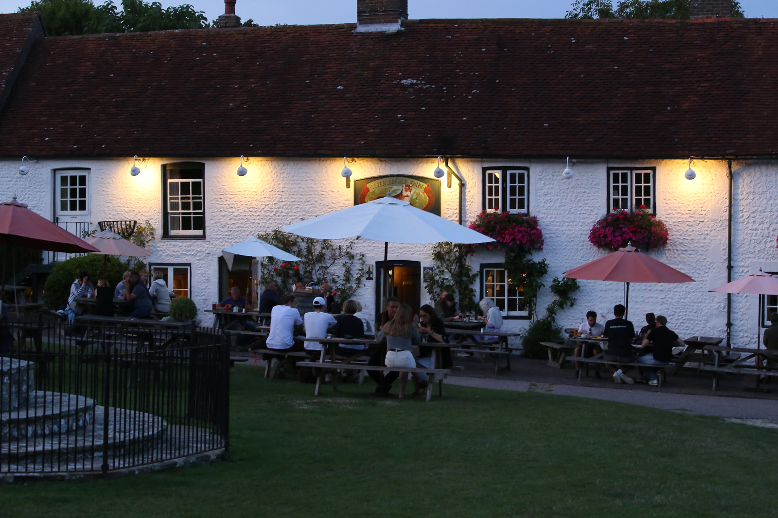 The Tiger Inn - East Dean