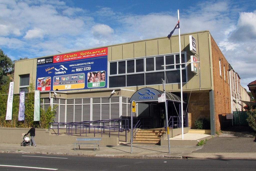 RSL, Rockdale, Sydney, NSW.