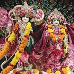ISKCON Rajkot Deity Darshan 01 Sep 2019
