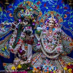 ISKCON Vrindavan Deity Darshan 01 Sep 2019