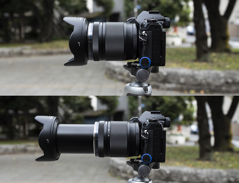 超高倍率ズーム : ED12-200mmF3.5-6.3 試用1