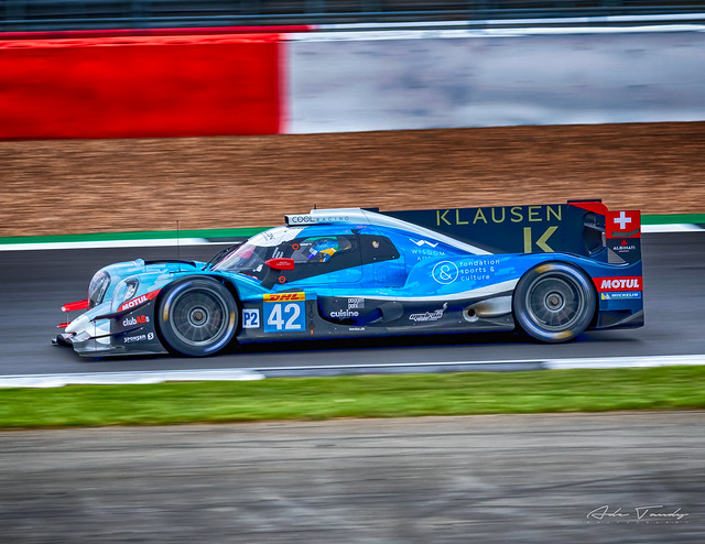LMP2 - Cool Racing - Oreca 07 - Gibson