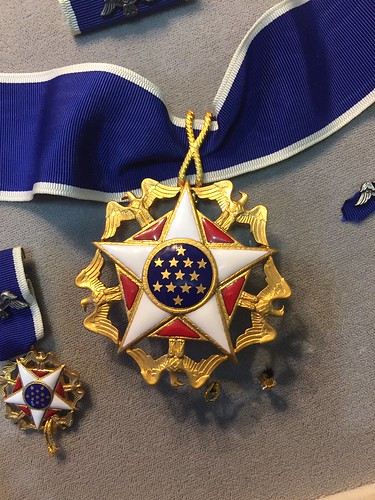James Cagney Medal of Freedom 1