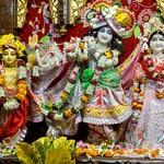 ISKCON Kolkata Deity Darshan 01 Sep 2019