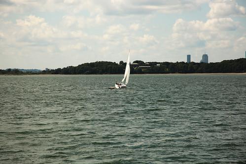 Navigazione tra le isole