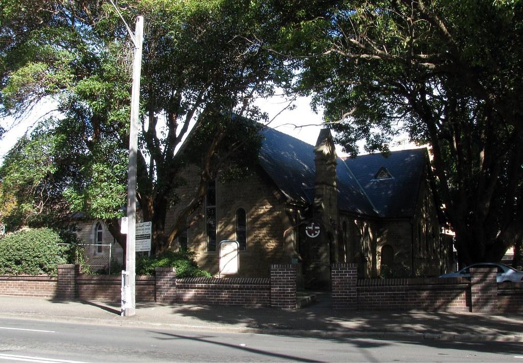 Uniting Church, Rockdale, Sydney, NSW.