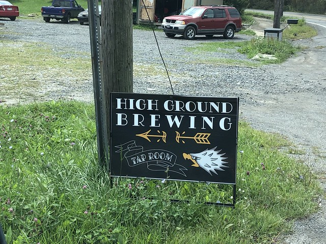 High Ground Brewing