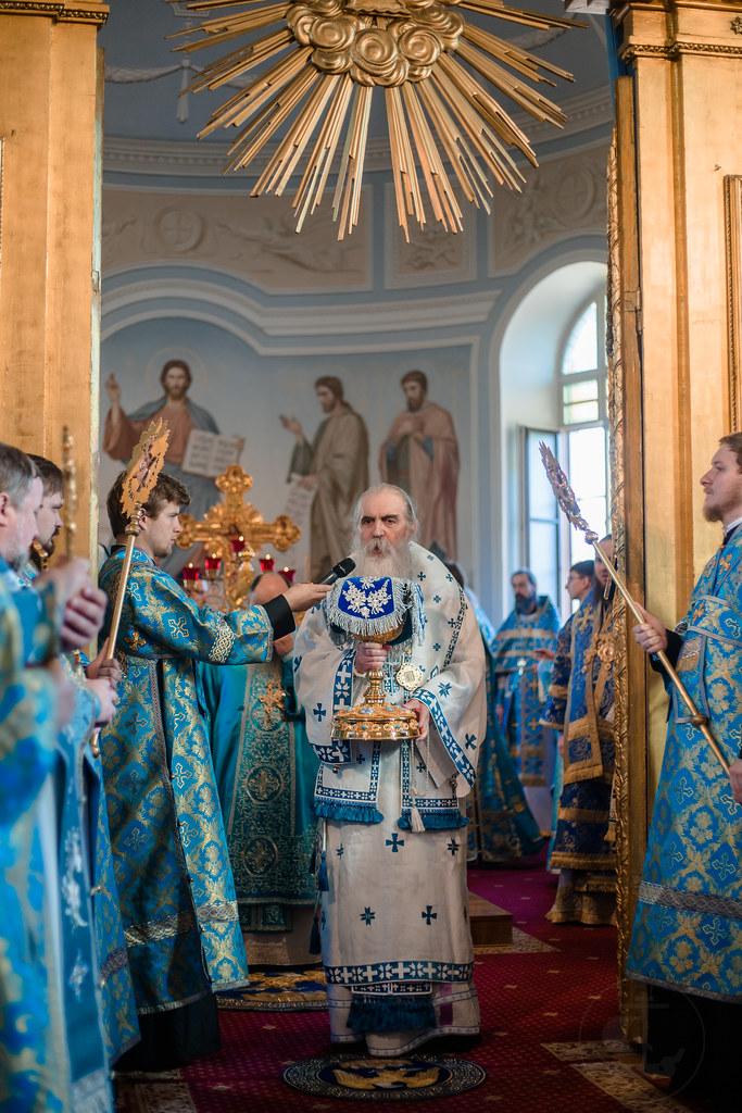 1 сентября 2019, Начало Учебного года. Литургия  / 1 September 2019, The beginning of Academic Year. Liturgy