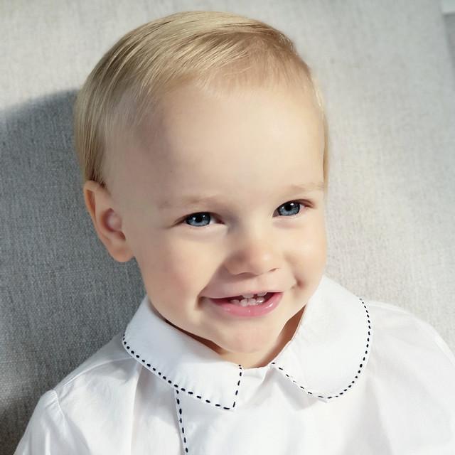 Prins Gabriel van Zweden - 1 jaar