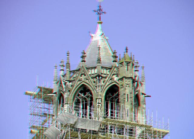 Domtoren Utrecht 3D