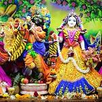 ISKCON Nasik Deity Darshan 01 Sep 2019