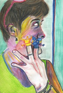 Finger Puppets II