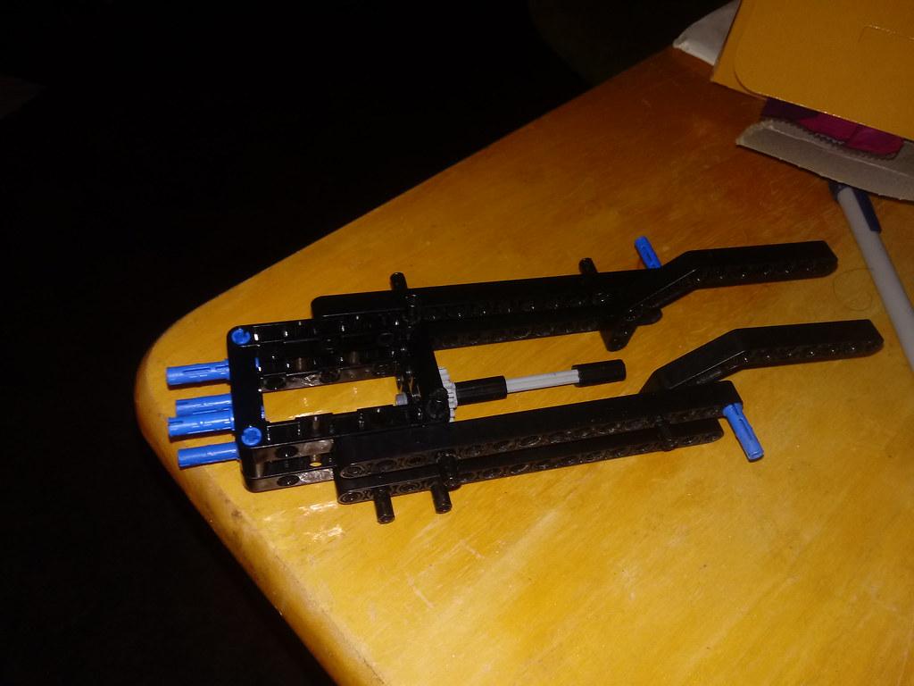 Lego TechniLego Technic 8081 modc 8081 mod