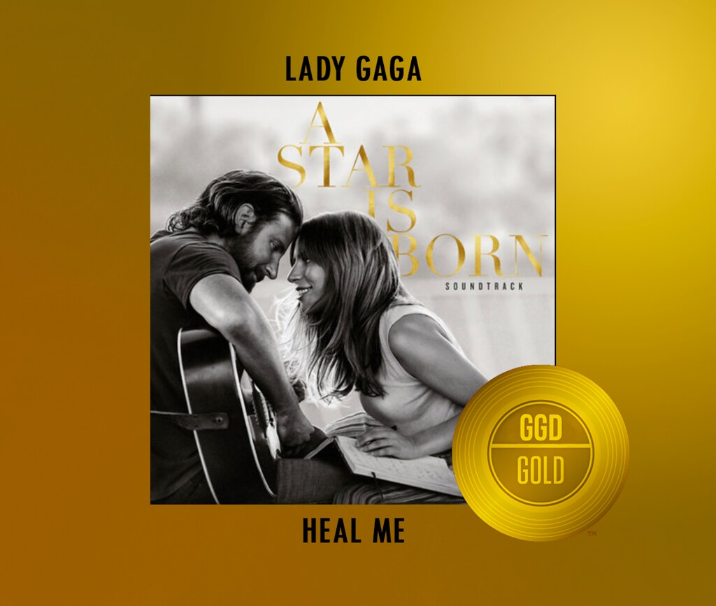 HEAL ME GOLD