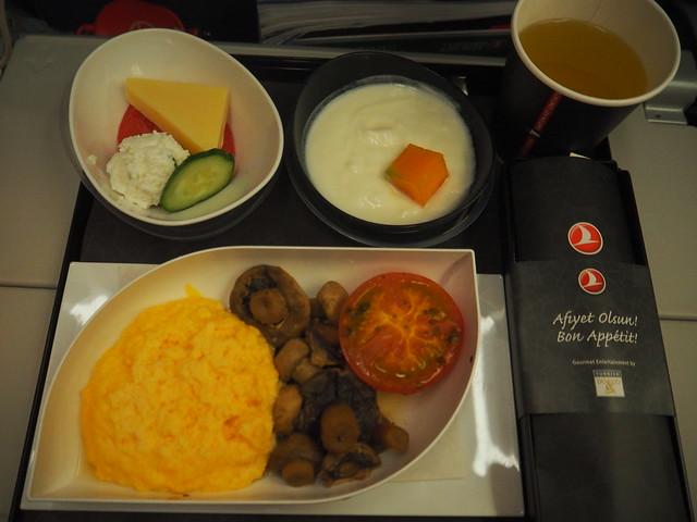 P6203387 ターキッシュエアラインズ エコノミークラス 飛行機 トルコ イスタンブール ネヴシェヒル・カッパドキア ひめごと