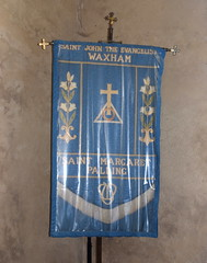 Saint John the Evangelist Waxham Saint Margaret Palling M U