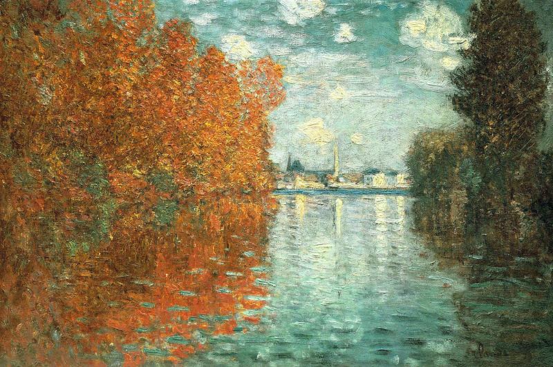 Осенний эффект в Аржантёе, 1873