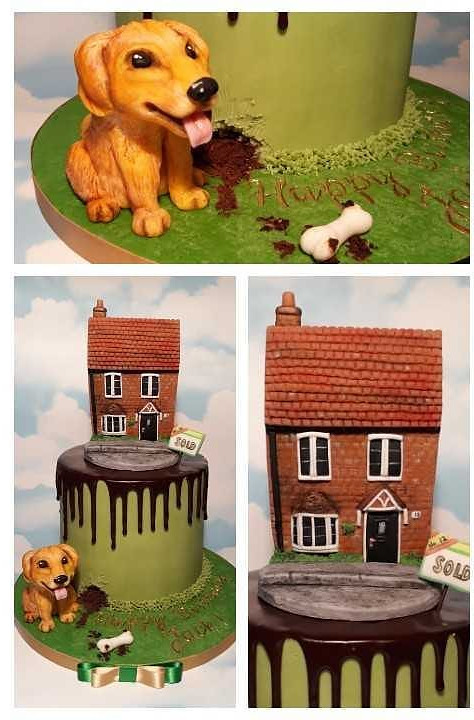 Cake by Pixie Dust Pantry