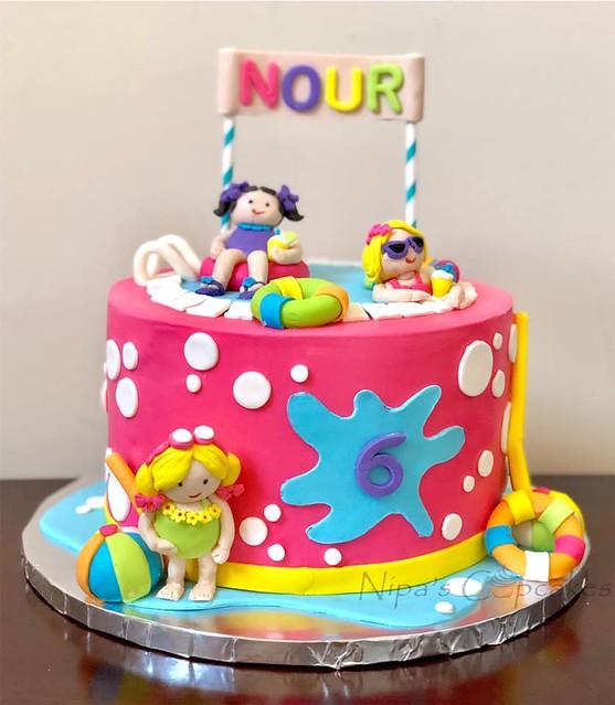 Cake by Nipa's Cupcakes