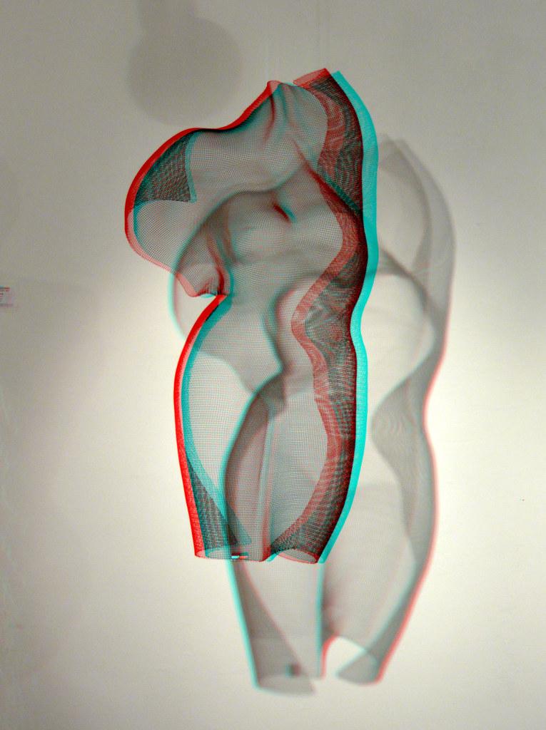 Zeefgaas by Eric Boyer in Morren gallerie Utrecht 3D